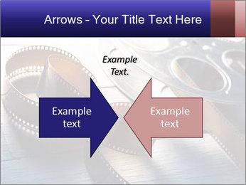 Movie reel PowerPoint Template - Slide 90