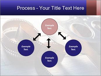 Movie reel PowerPoint Template - Slide 91