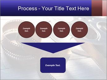 Movie reel PowerPoint Template - Slide 93