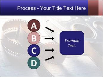 Movie reel PowerPoint Template - Slide 94