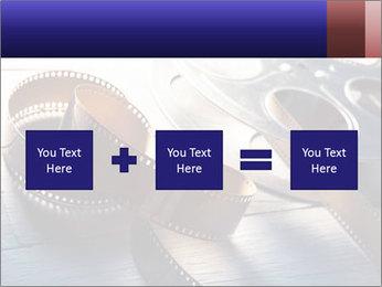 Movie reel PowerPoint Template - Slide 95