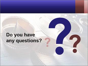 Movie reel PowerPoint Template - Slide 96