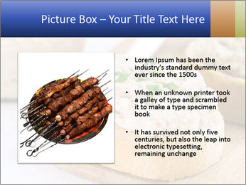 Slice of toasted PowerPoint Template - Slide 13