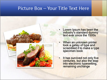 Slice of toasted PowerPoint Template - Slide 20