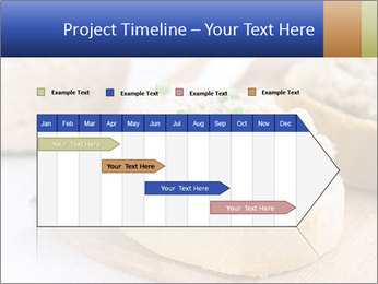 Slice of toasted PowerPoint Template - Slide 25