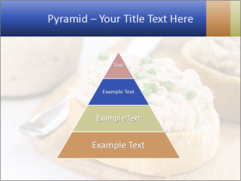 Slice of toasted PowerPoint Template - Slide 30