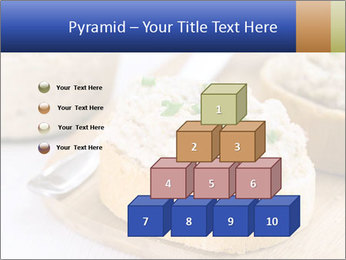 Slice of toasted PowerPoint Template - Slide 31