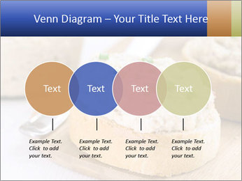 Slice of toasted PowerPoint Template - Slide 32