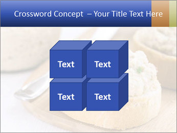 Slice of toasted PowerPoint Template - Slide 39