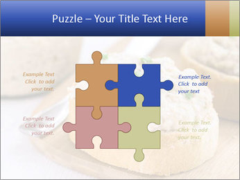 Slice of toasted PowerPoint Template - Slide 43