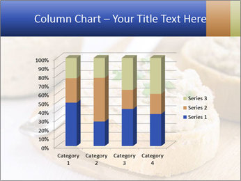 Slice of toasted PowerPoint Template - Slide 50