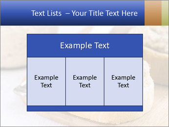Slice of toasted PowerPoint Template - Slide 59