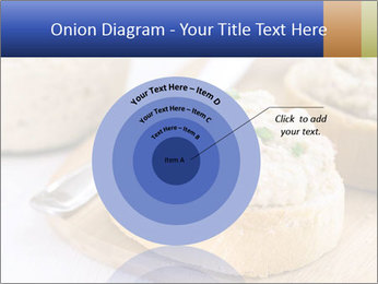 Slice of toasted PowerPoint Template - Slide 61