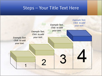 Slice of toasted PowerPoint Template - Slide 64
