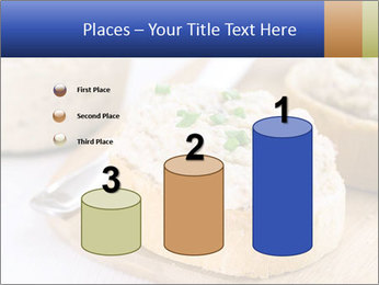 Slice of toasted PowerPoint Template - Slide 65