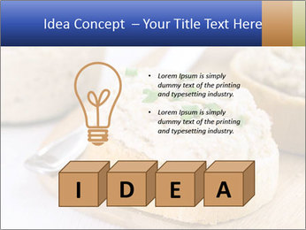 Slice of toasted PowerPoint Template - Slide 80