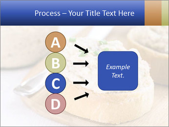 Slice of toasted PowerPoint Template - Slide 94