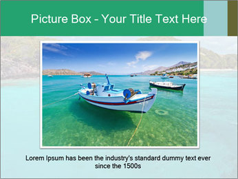 Crystal clear sea PowerPoint Template - Slide 15
