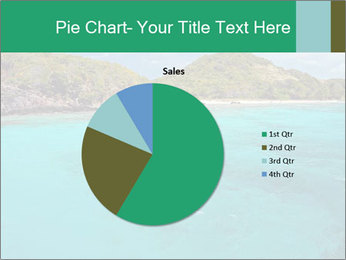 Crystal clear sea PowerPoint Template - Slide 36