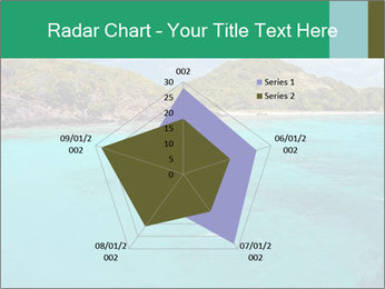 Crystal clear sea PowerPoint Template - Slide 51