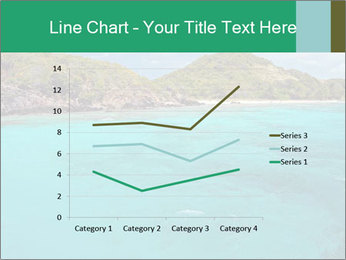 Crystal clear sea PowerPoint Template - Slide 54