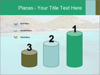 Crystal clear sea PowerPoint Template - Slide 65