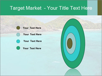 Crystal clear sea PowerPoint Template - Slide 84