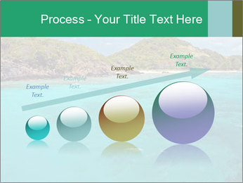 Crystal clear sea PowerPoint Template - Slide 87