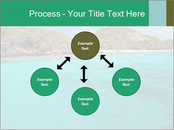 Crystal clear sea PowerPoint Template - Slide 91