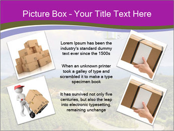 Fast delivery post package PowerPoint Template - Slide 24