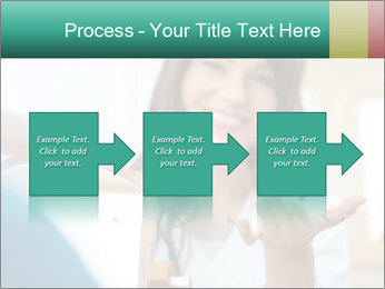Portrait of young female PowerPoint Template - Slide 88