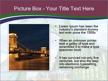 Bridge Budapest PowerPoint Templates - Slide 13