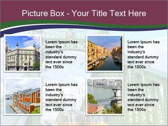 Bridge Budapest PowerPoint Templates - Slide 14