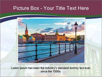 Bridge Budapest PowerPoint Templates - Slide 15