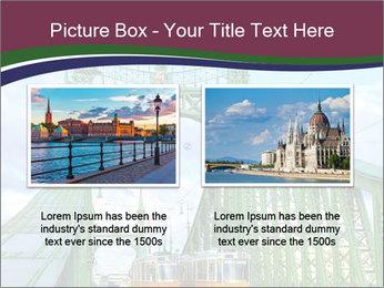 Bridge Budapest PowerPoint Templates - Slide 18