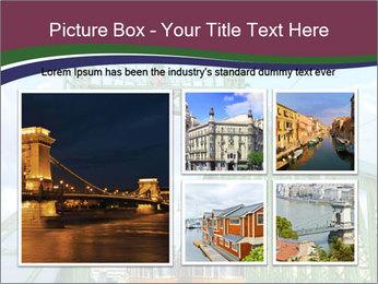 Bridge Budapest PowerPoint Templates - Slide 19