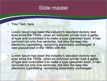 Bridge Budapest PowerPoint Templates - Slide 2
