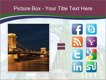 Bridge Budapest PowerPoint Templates - Slide 21