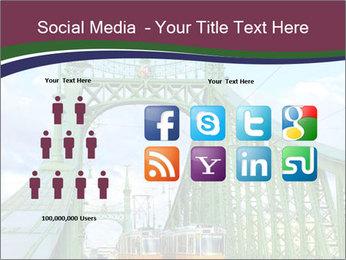 Bridge Budapest PowerPoint Templates - Slide 5