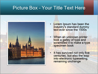 Chrome blue sky PowerPoint Templates - Slide 13