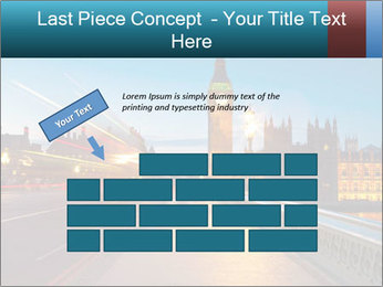 Chrome blue sky PowerPoint Templates - Slide 46
