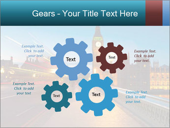 Chrome blue sky PowerPoint Templates - Slide 47