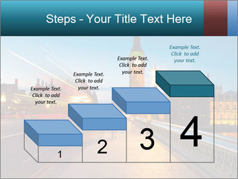 Chrome blue sky PowerPoint Templates - Slide 64