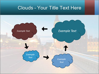 Chrome blue sky PowerPoint Templates - Slide 72