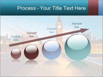 Chrome blue sky PowerPoint Templates - Slide 87