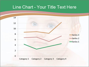 Cute 1 year-old boy PowerPoint Template - Slide 54