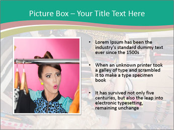 Getting dressed concept PowerPoint Template - Slide 13