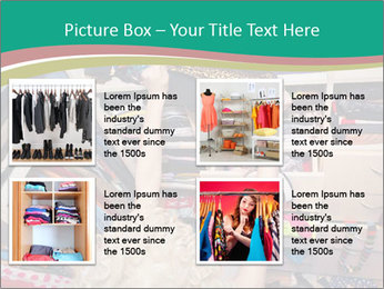 Getting dressed concept PowerPoint Template - Slide 14