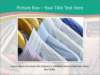 Getting dressed concept PowerPoint Template - Slide 15