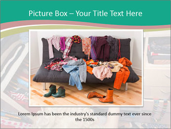 Getting dressed concept PowerPoint Template - Slide 16